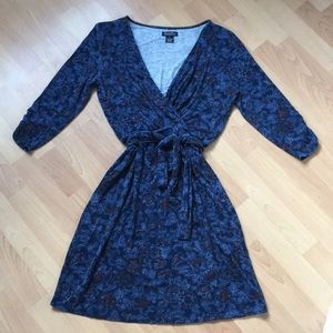 Lucky Brand Wrap Dress